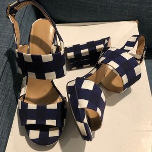 Banana Republic Block-Sandal